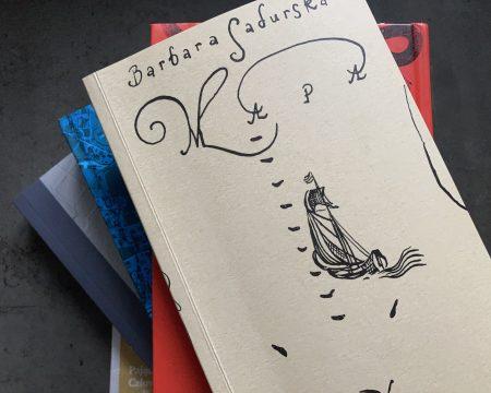 Barbara Sadurska za książkę Mapa dostała nagrodę za debiut prozatorski