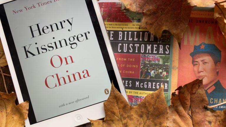 Donald Trump najczęściej czyta książki o Chinach